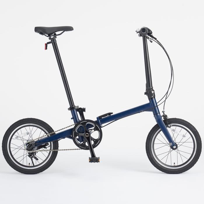 無印折りたたみ自転車