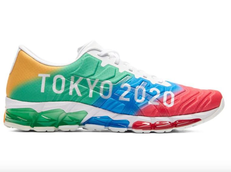 TOKYO 2020 スニーカー