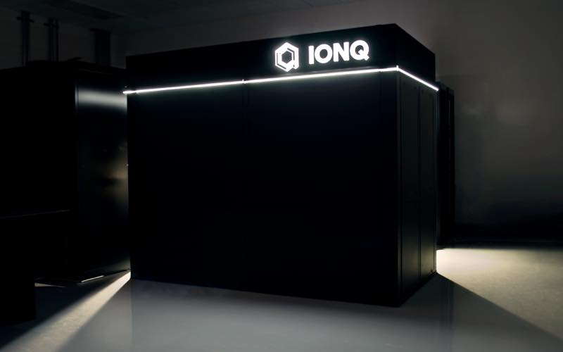 IonQ 投資