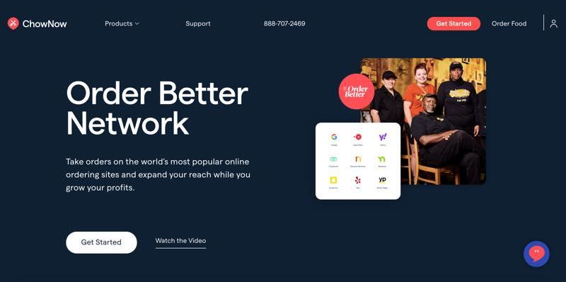 Order Better Network